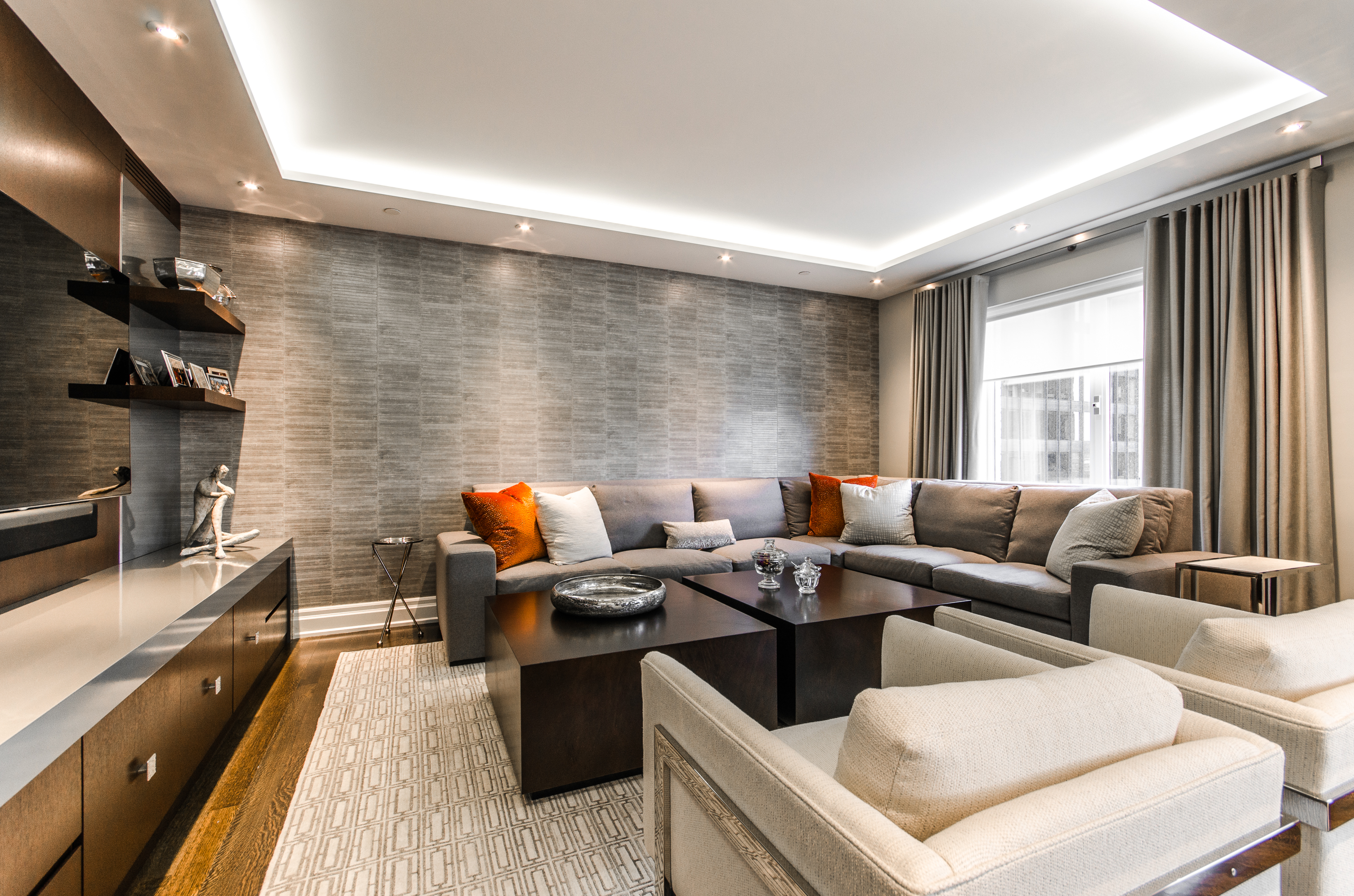 Modern Contemporary Interior Design renee gordon interior design, interior decor portfolio